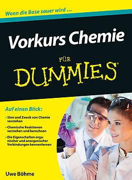 Vorkurs Chemie für Dummies [Version allemande]