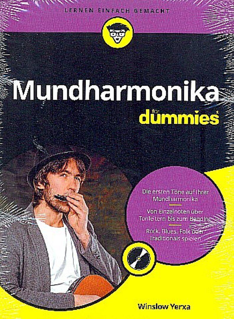 mundharmonika fr dummies german edition