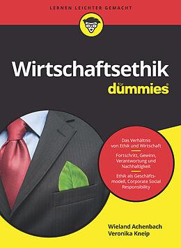 E-Book (epub) Wirtschaftsethik für Dummies von Wieland Achenbach