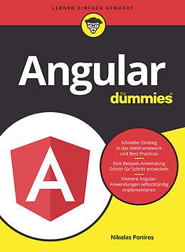 E-Book (epub) Angular für Dummies von Nikolas Poniros