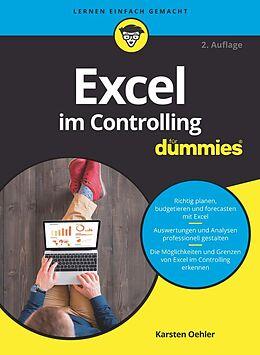 E-Book (epub) Excel im Controlling für Dummies von Karsten Oehler