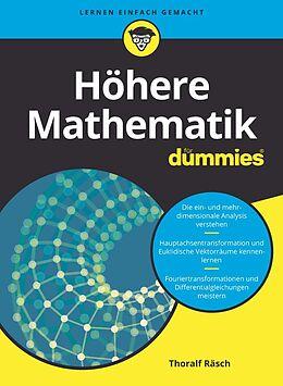 E-Book (epub) Höhere Mathematik für Dummies von Thoralf Räsch