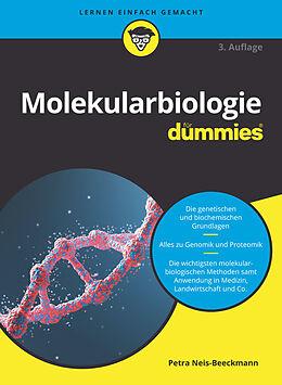 E-Book (epub) Molekularbiologie für Dummies von Petra Neis-Beeckmann