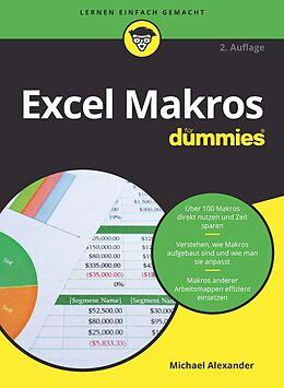 E-Book (epub) Excel Makros für Dummies von Michael Alexander