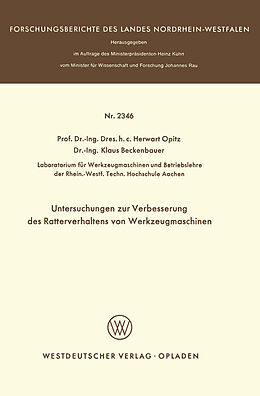 Cover: https://exlibris.azureedge.net/covers/9783/5310/2346/5/9783531023465xl.jpg