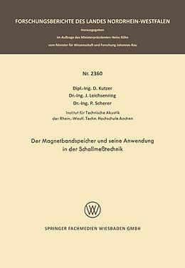 Cover: https://exlibris.azureedge.net/covers/9783/5310/2360/1/9783531023601xl.jpg