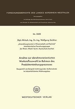 Cover: https://exlibris.azureedge.net/covers/9783/5310/2425/7/9783531024257xl.jpg