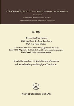 Cover: https://exlibris.azureedge.net/covers/9783/5310/2504/9/9783531025049xl.jpg