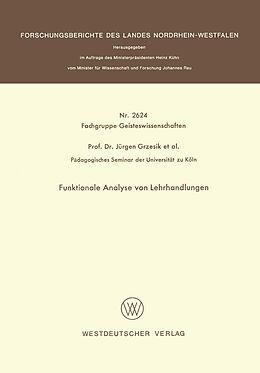 Cover: https://exlibris.azureedge.net/covers/9783/5310/2624/4/9783531026244xl.jpg