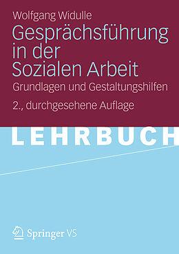 E-Book (pdf) Gesprächsführung in der Sozialen Arbeit von Wolfgang Widulle