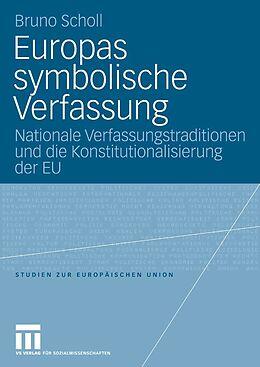 E-Book (pdf) Europas symbolische Verfassung von Bruno Scholl