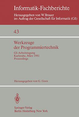Cover: https://exlibris.azureedge.net/covers/9783/5401/0725/5/9783540107255xl.jpg