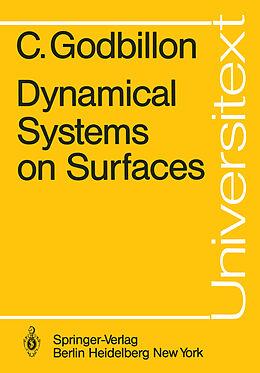 Kartonierter Einband Dynamical Systems on Surfaces von C. Godbillon