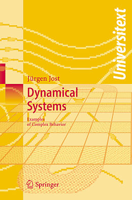 Kartonierter Einband Dynamical Systems von Jürgen Jost