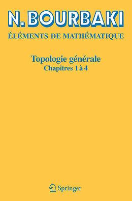 eBook (pdf) Topologie générale de N. Bourbaki