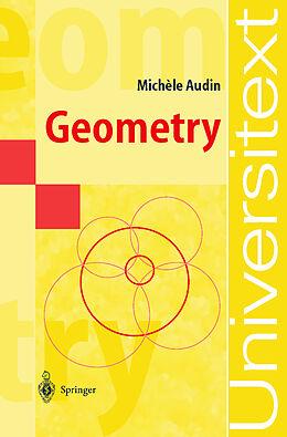 Kartonierter Einband Geometry von Michele Audin