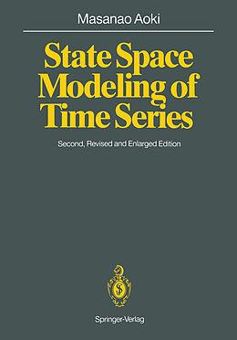 Kartonierter Einband State Space Modeling of Time Series von Masanao Aoki
