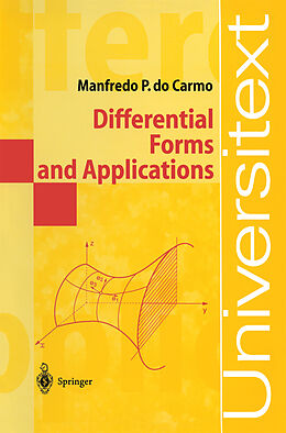 Kartonierter Einband Differential Forms and Applications von Manfredo P. Do Carmo