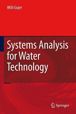 E-Book (pdf) Systems Analysis for Water Technology von Willi Gujer