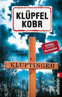 Kartonierter Einband Kluftinger von Volker Klüpfel, Michael Kobr