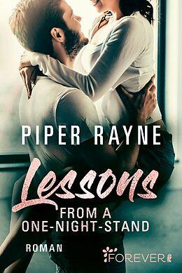 Kartonierter Einband Lessons from a One-Night-Stand von Piper Rayne