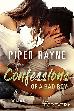 Kartonierter Einband Confessions of a Bad Boy von Piper Rayne