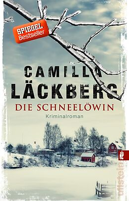 Kartonierter Einband Die Schneelöwin von Camilla Läckberg