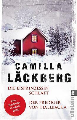 Kartonierter Einband Die Eisprinzessin schläft / Der Prediger von Fjällbacka von Camilla Läckberg