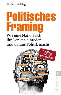 Kartonierter Einband Politisches Framing von Elisabeth Wehling