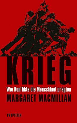 Fester Einband Krieg von Margaret MacMillan