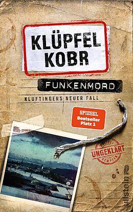 Fester Einband Funkenmord von Volker Klüpfel, Michael Kobr