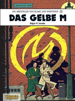 Kartonierter Einband Blake und Mortimer 3: Das gelbe M von Edgar-Pierre Jacobs