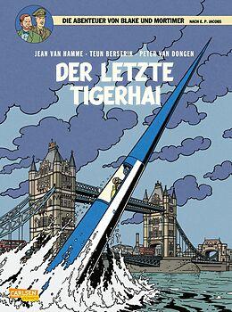 Kartonierter Einband Blake und Mortimer 25: Blake und Mortimer 25 von Jean Van Hamme