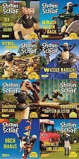 Shaun das Schaf ist nicht zu bremsen [Versione tedesca]