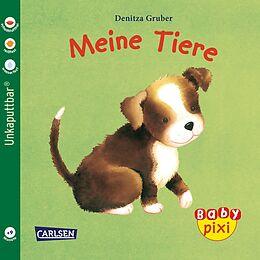 Baby Pixi - Meine Tiere [Version allemande]