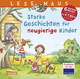 Fester Einband LESEMAUS Sonderbände: Starke Geschichten für neugierige Kinder von Sandra Ladwig, Anne Ebert, Christian Tielmann