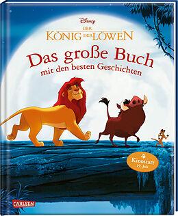 Fester Einband König der Löwen - Das große Buch mit den besten Geschichten von Disney