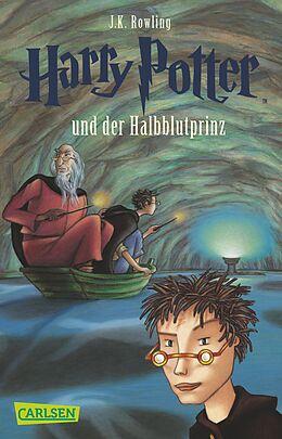 Taschenbuch Harry Potter und der Halbblutprinz von Joanne K. Rowling