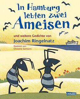 In Hamburg Lebten Zwei Ameisen Joachim Ringelnatz Buch Kaufen