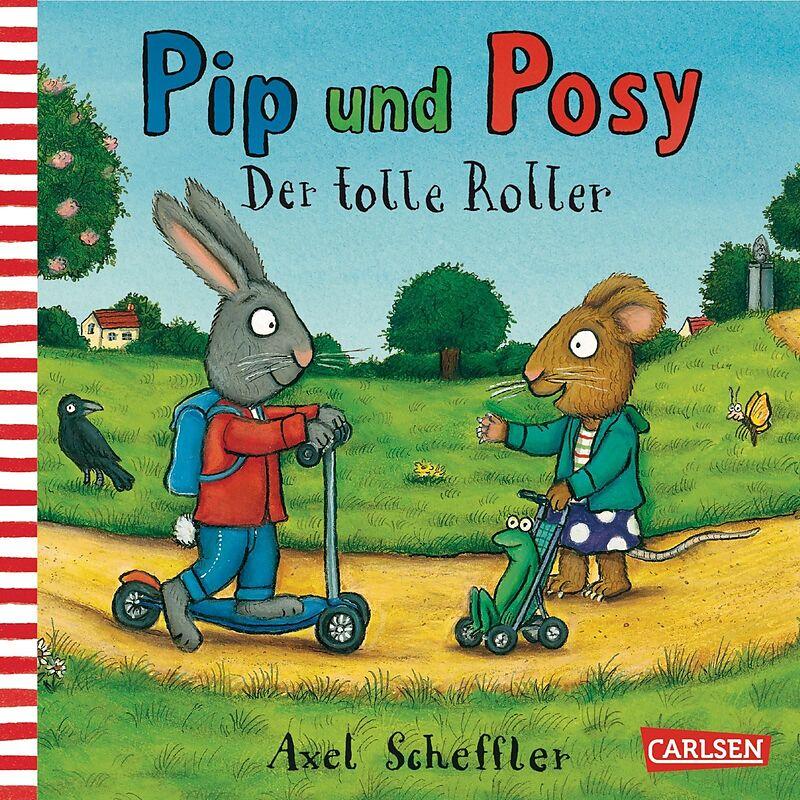 Der tolle Roller [Versione tedesca]