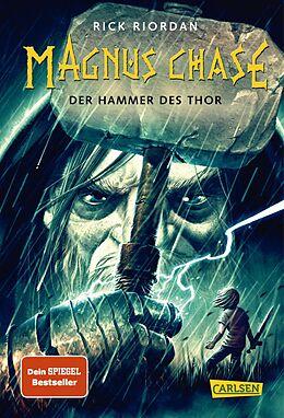 Magnus Chase 2: Der Hammer des Thor [Versione tedesca]