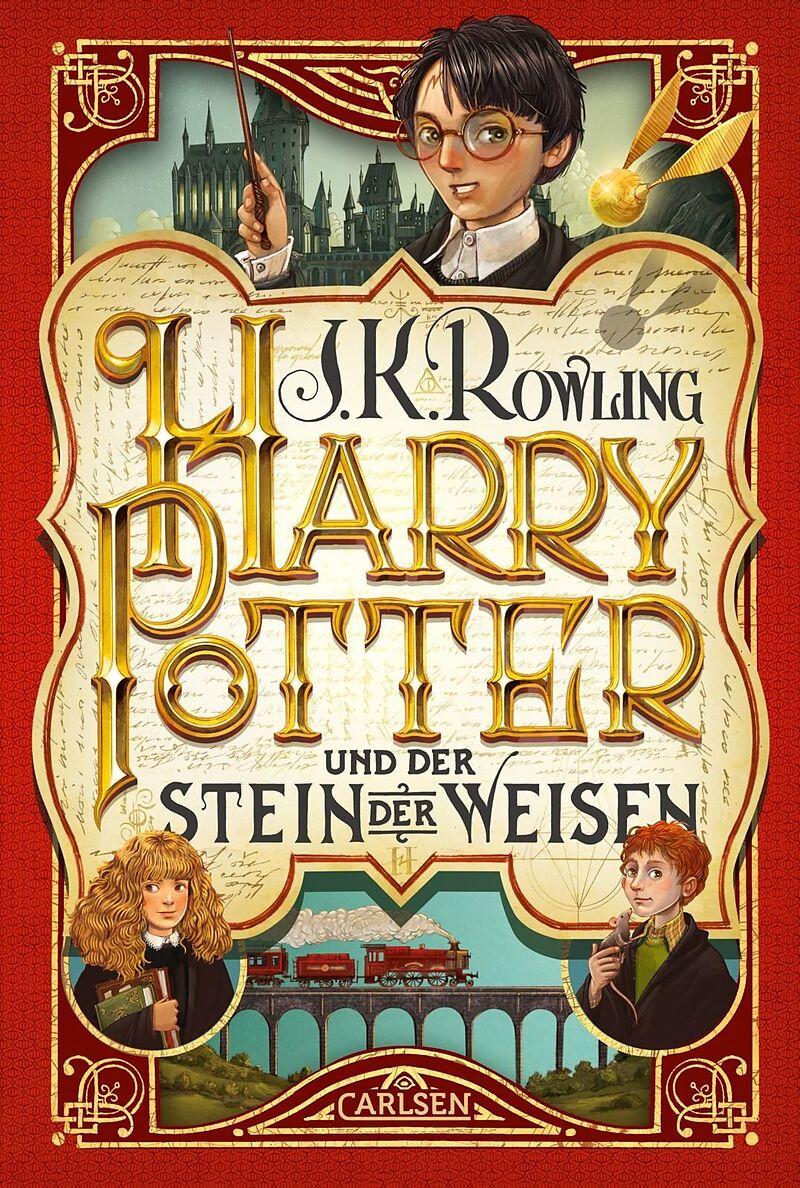 Harry Potter Und Der Stein Der Weisen Harry Potter 1 J K Rowling Buch Kaufen Ex Libris