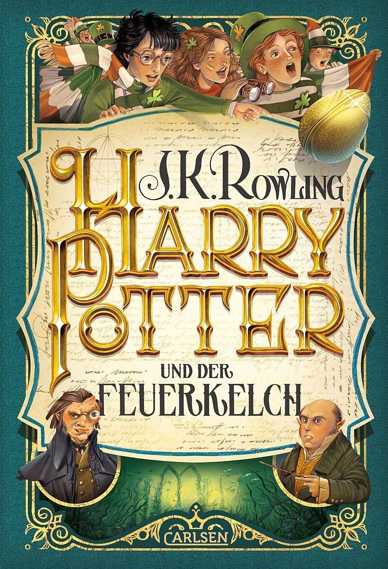 Harry Potter Und Der Feuerkelch Harry Potter 4
