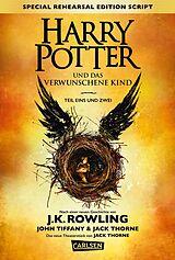 Harry Potter und das verwunschene Kind [Version allemande]