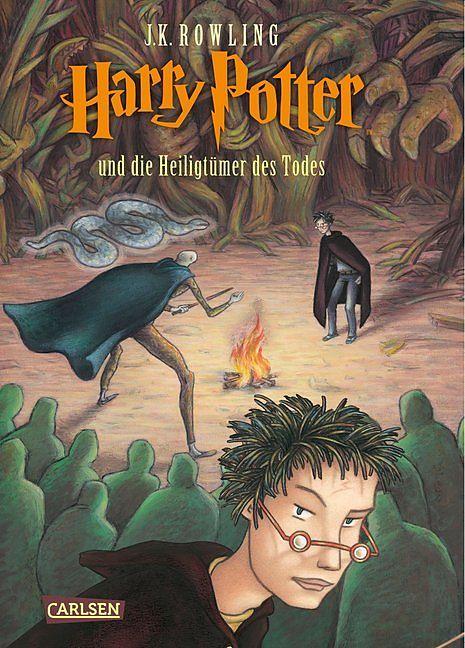 Harry Potter Bücher Deutsch