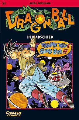 Dragon Ball, Band 42 [Versione tedesca]