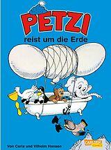 Petzi reist um die Erde [Versione tedesca]