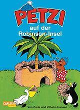 Petzi auf der Robinson-Insel [Version allemande]