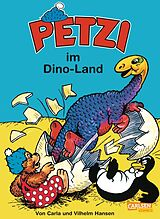 Petzi im Dino-Land [Version allemande]