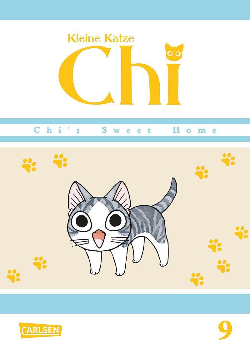 Kleine Katze Chi, Band 9 [Version allemande]